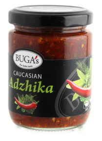 BUGA'S caucasian adjika 160g