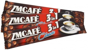 ZMCAFE Coffee drink 3in1, 17,5g