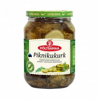 PÕLTSAMAA Piknikukurk (slice) 680g/340 g