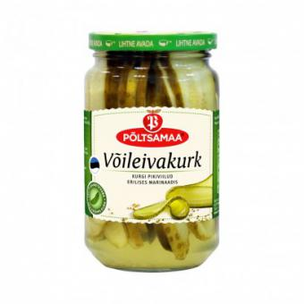 PÕLTSAMAA Sandwichcucumber 460 g / 240 g