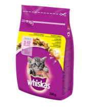 Whiskas Junior dry Chicken&Carrots 300 g