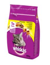 Whiskas dry Chicken&Veg 300 g