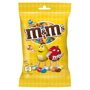 Candies M&M's with nuts, bag, 90 g