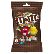 Chocolate sweets M&M's pouch, 90 g