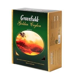 GREENFIELD Golden Ceylon black tea  2g*100