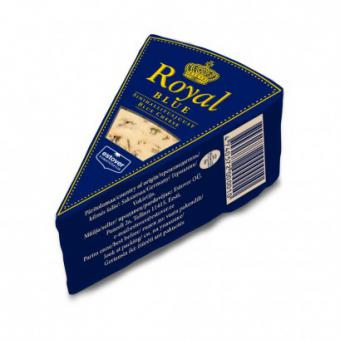 Blue cheese ROYAL BLUE 27%, 100g