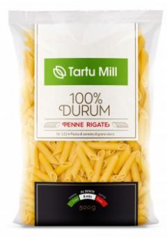 TARTU MILL Penne Pasta  durum 0,5 kg