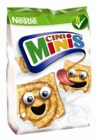 NESTLE Cini Minis Wheat squares, with cinnamon, 500 g