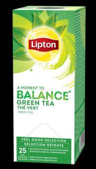 LIPTON Classic Green Tea Pure 1.3gx25pcs