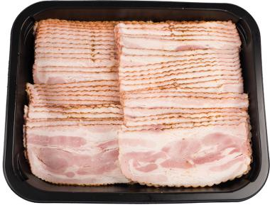 Breakfast bacon NÕO, sliced, MAP, 1,6kg