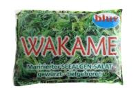 BLUE Frozen sea plant salad WAKAME, 1 kg