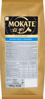 MOKATE  Creamer to go! Premium, 1 kg