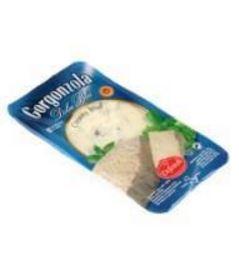 Blue cheese sweet DEFENDI Dolce Gorgonzola DOP, sweet, actose free200g