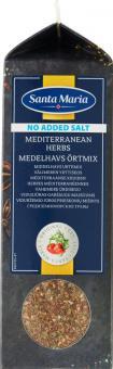 Mediterranean Herbs SANTA MARIA No Added Salt, 340g