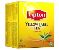 LIPTON Yellow Label Black tea 2x200s.