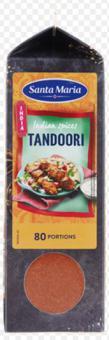SANTA MARIA Tandoori  spice mix 560g