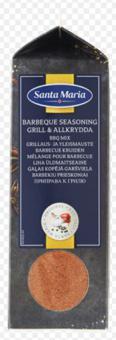 Barbeque Seasoning SANTA MARIA 610g