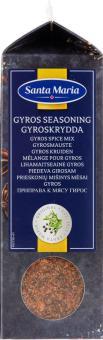 Seasoning SANTA MARIA, gyros, 590g