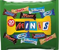 MIXED MINIS Bag, 400g