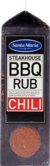BBQ maitseaine SANTA MARIA, Steakhouse, 565g