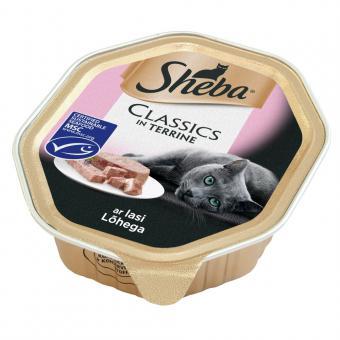 SHEBA tray Salmon 85g CIL