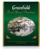 Greenfield Horeca Earl Gray black tea  2g*100 (0834-10)