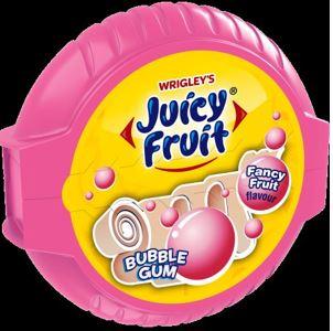 Juicy Fruit Fancy Fruit chewing gum 56g