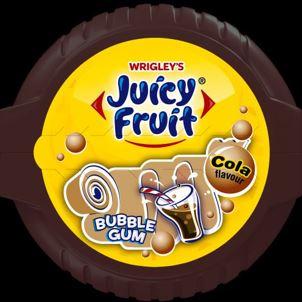 Juicy Fruit Cola chewing gum 56g