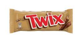 Chocolate Twix 50g