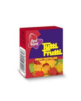 TUTTI FRUTTI candies 15G