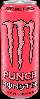 Energy drink MONSTER, PIPELIN PUNCH, 0,5 l, can