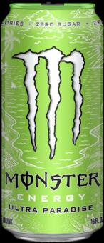 Energy drink MONSTER, ULTRA PARADISE, 0,5 l, can