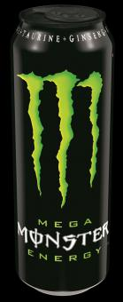 Energy drink MONSTER, MEGA ENRG DPTE, 0,553 l, can