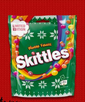 Skittles Winter Le 95g
