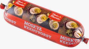 Boiled sausage, Moskva 400 g