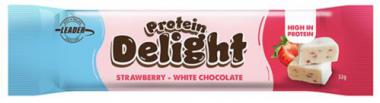 LEADER Protein Delight  Strawberry-White Chocolate 32g