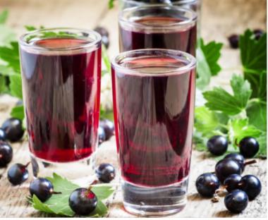 EESTI MOOS Concentrated juice drink blackcurrant 5 L