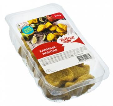 TALLEGG ,Chicken fillet nuggets, 300 g