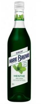 Marie Brizard Menthe Syrup vert (green mint), 0.7 l