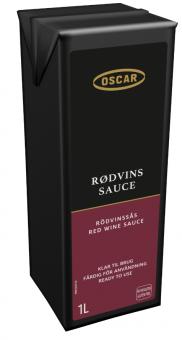 OSCAR  Red Wine Sauce, 1 ll,