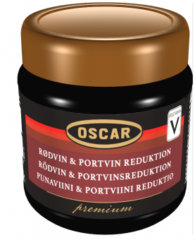 OSCAR. Red & Portwine Reduction, 450 g
