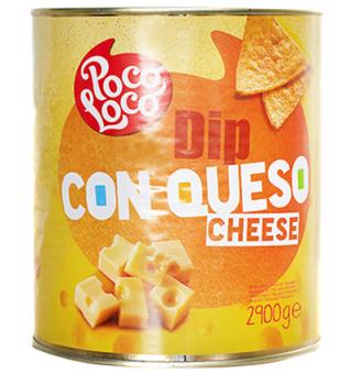 Salsa Con Queso POCO LOCO 2,9kg