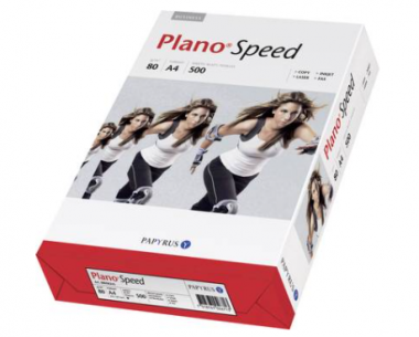 Copy paper PlanoSpeed, A4, 80 g/m2, 500 sheets/package