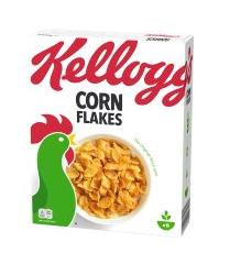 Breakfast cereal KELLOGG'S Corn Flakes, 250 g