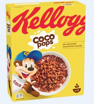 KELLOGG'S Coco Pops, 375 g