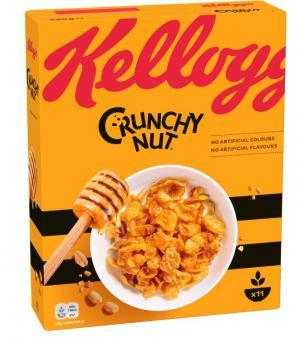 Cereals KELLOGG'S Crunchy Nut 330g