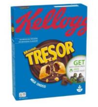 Cereals KELLOGG'S Coco Pops Jumbos, 375g