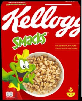 Cereals KELLOGG'S Smacks, 330g