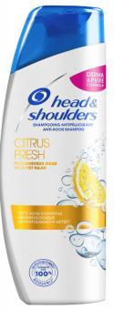 H&S shampoo Citrus 250ml