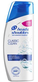 H&S shampoo Classic Clean 90ml